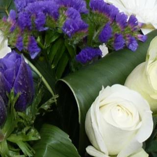 Bouquet rivière de sérénité