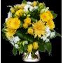 Bouquet crique du soleil
