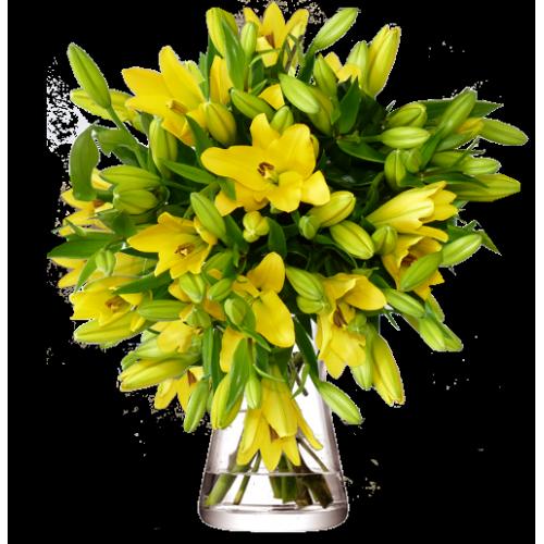 Bouquet Lys du Soleil
